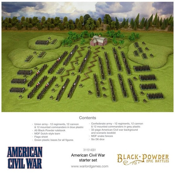Epic Battles: American Civil War