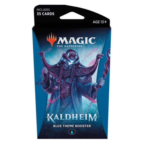 Kaldheim Blue Theme Booster