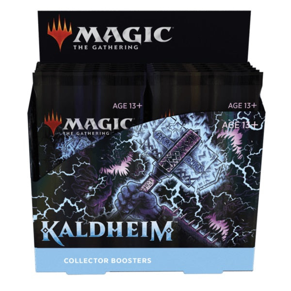 Kaldheim Collector Booster Full Box