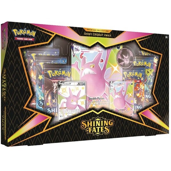 Shining Fates Premium Collection - Shiny Crobat VMax