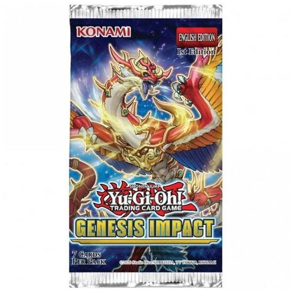 Genesis Impact (Not 1st Edition)