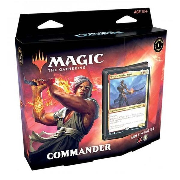 Commander Legends Commander Deck - Arm for Battle