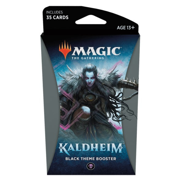 Kaldheim Black Theme Booster