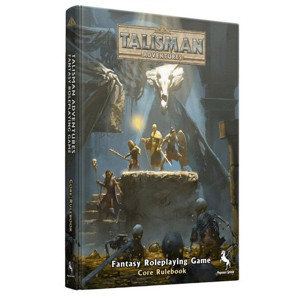 Talisman Adventures RPG Core Rulebook
