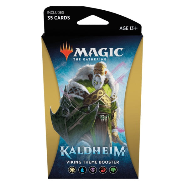 Kaldheim Viking Theme Booster