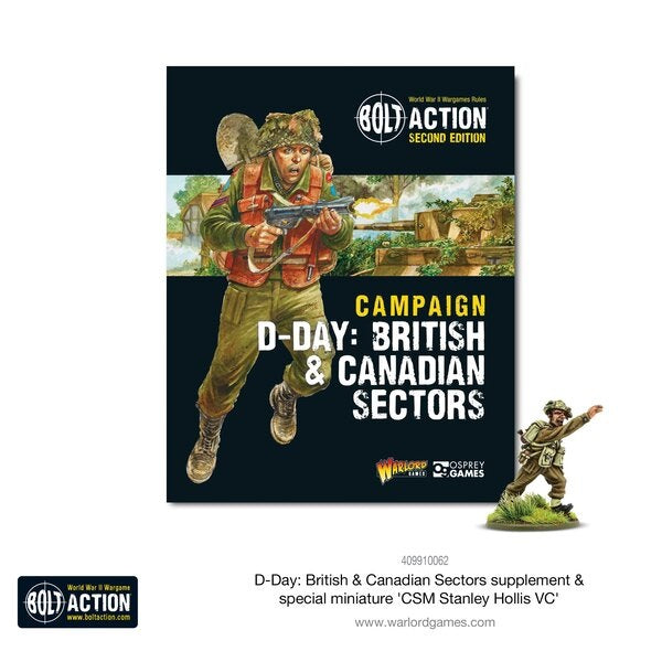 Campaign: D-Day: British & Canadian Sectors (Including Limited Ed. Model)