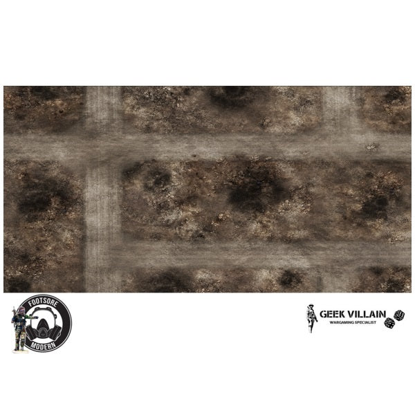 Wargaming Battle Mat 6x4 Middle-East