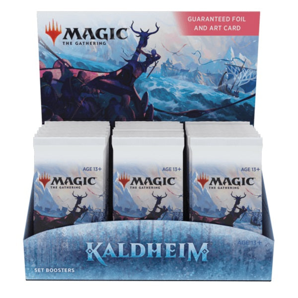 Kaldheim Set Booster Full Box