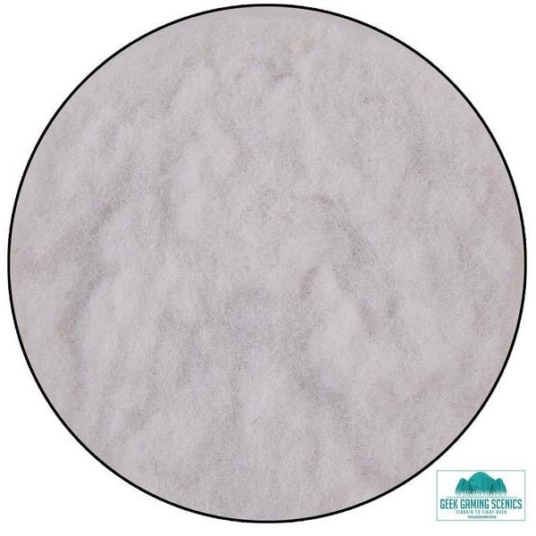 1mm Snow Static Grass 30g