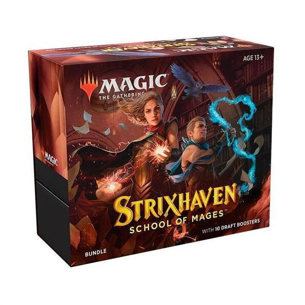 Strixhaven School of Mages Bundle