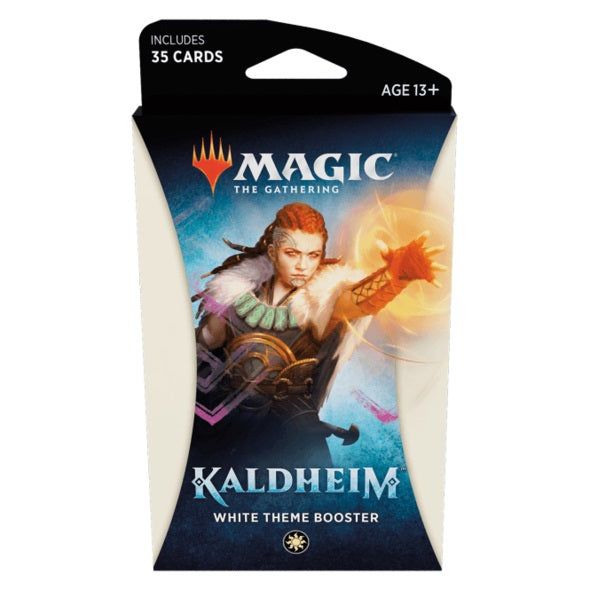 Kaldheim White Theme Booster