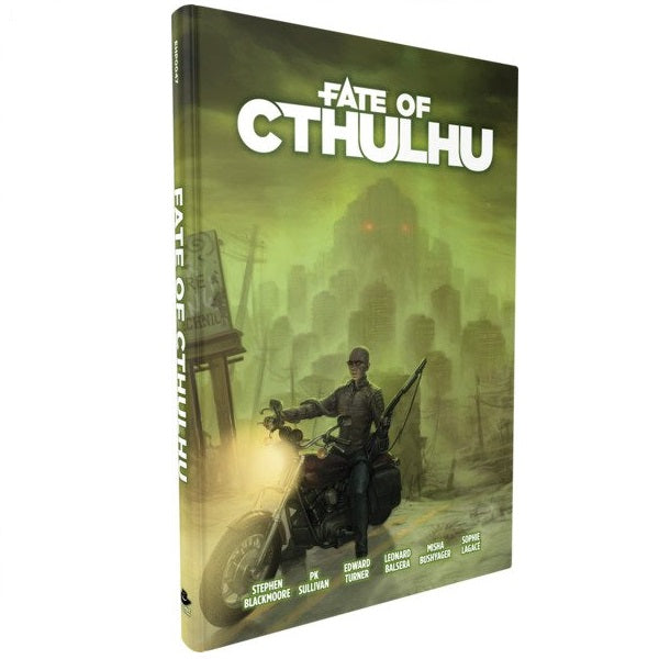 Fate of Cthulhu (Fate Core System)