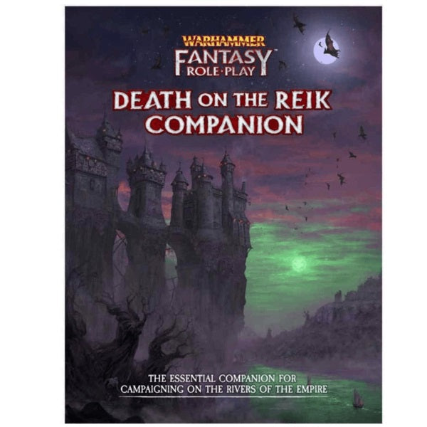Death on the Reik Companion: Warhammer Fantasy Roleplay Fourth Edition