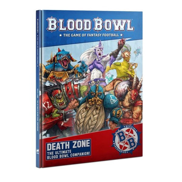 Blood Bowl Death Zone