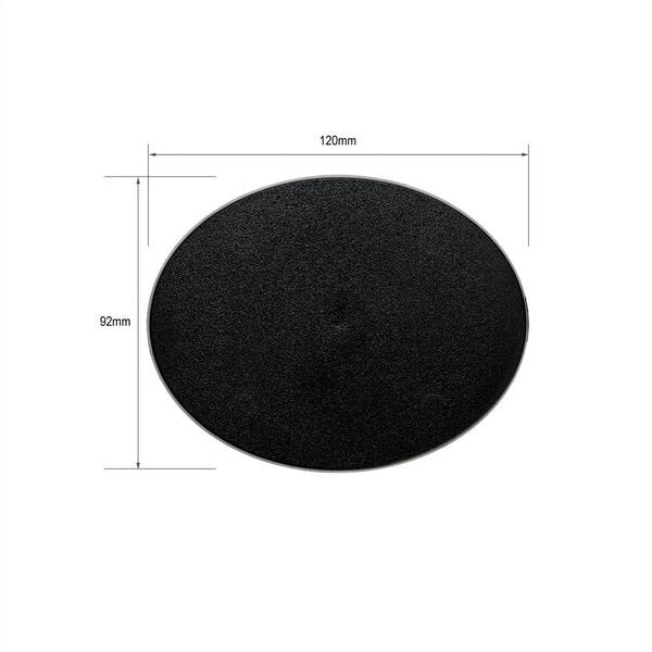 Citadel 120x92mm Oval Base