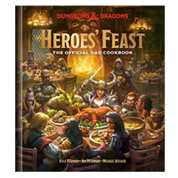 Heroes Feast Dungeons & Dragons Cookbook