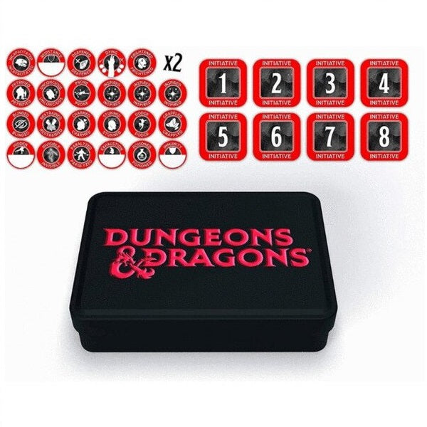 D&D Dungeon Master Token Set