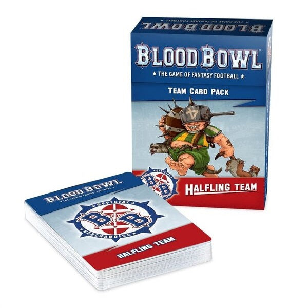 Halflings Team Card Pack