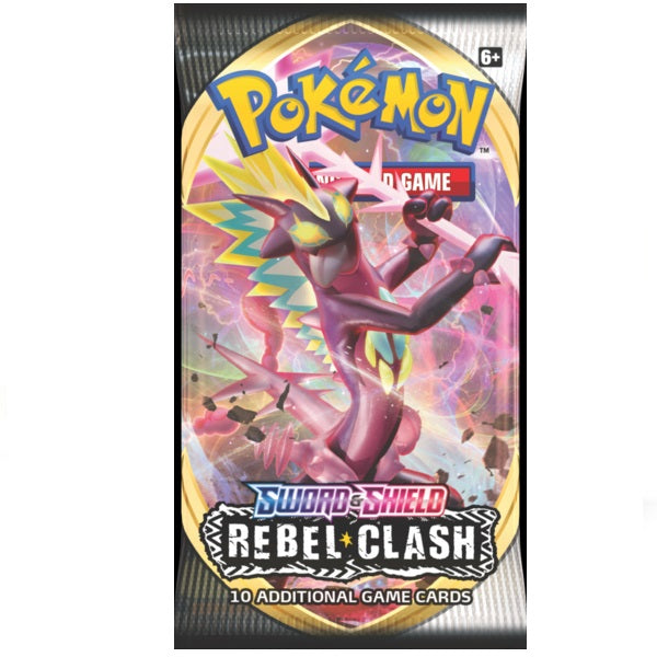 Sword & Shield 2 Rebel Clash Booster