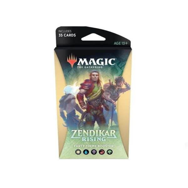 Zendikar Rising Party Theme Booster