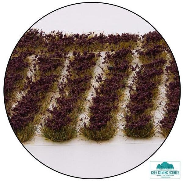 6mm Heather Static Grass Tufts