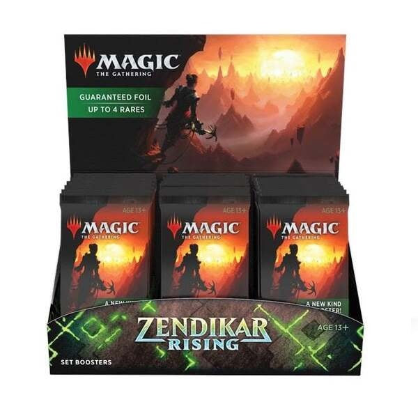 Zendikar Rising Booster Full Box