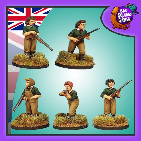 Women's Land Army (Shotguns)