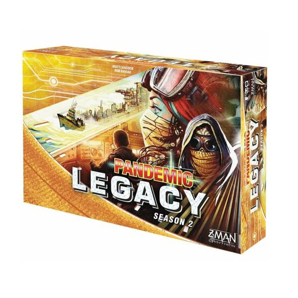 Z Man Games YELLOW - Pandemic Legacy Season 2
