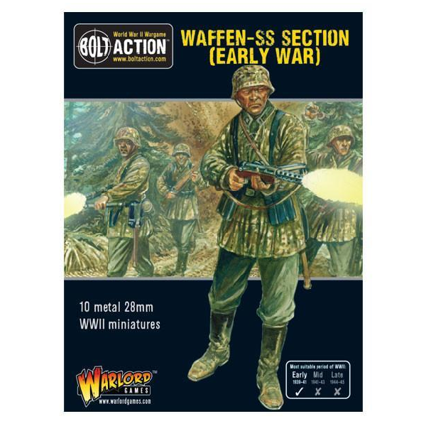 Waffen-SS Section (Early War)