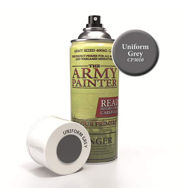 Uniform Grey Primer