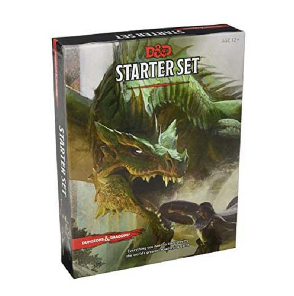 Starter Set Dungeons and Dragons