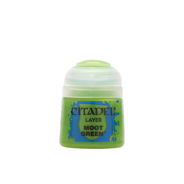 Moot Green Layer 12ml