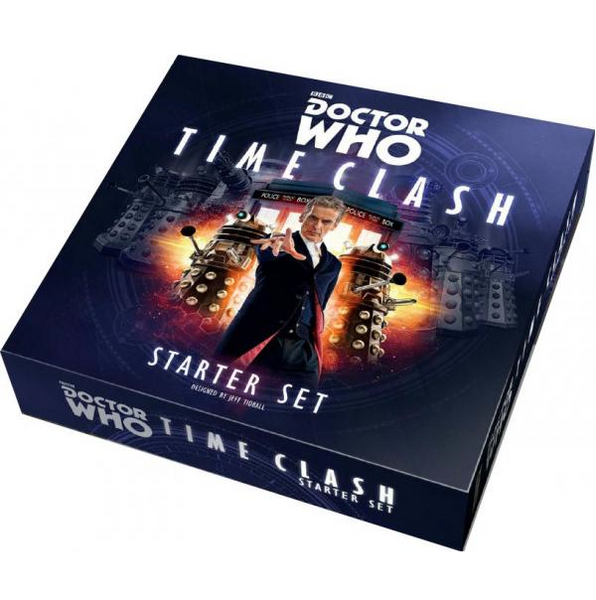 Time Clash Starter Set: Dr Who