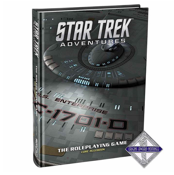 Star Trek Adventures Rulebook Collector's Edition