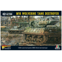 M10 Tank Destroyer/Wolverine