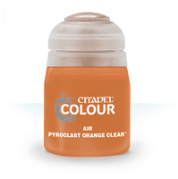 Pyroclast Orange Clear Air 24ml