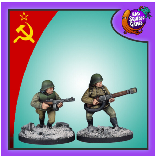 Soviet Flamethrower Team (ROKS3)