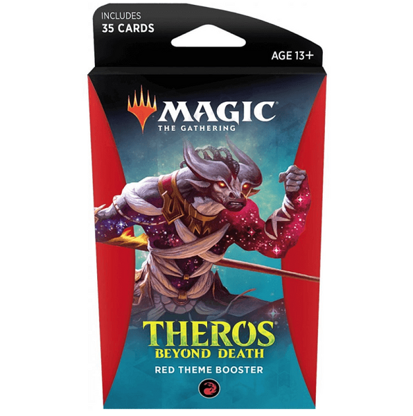 Theros Beyond Death Theme Booster, Red