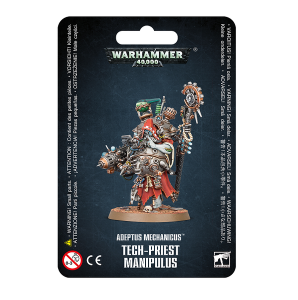 Tech-Priest Manipulus