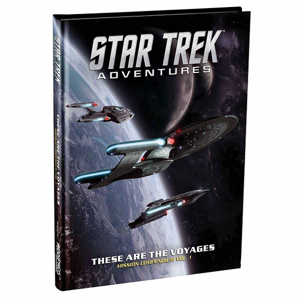 These are the Voyages, Star Trek Mission Compendium