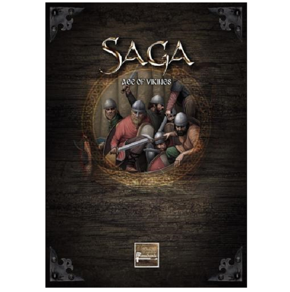 SAGA Age of Vikings Supplement