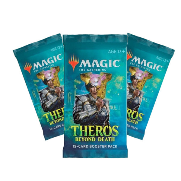 Theros Beyond Death Booster Offer 3 for £10
