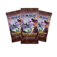 Strixhaven Draft Booster Offer 3 for £10