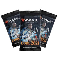 Core Set 2021 Booster Offer 3 for £10