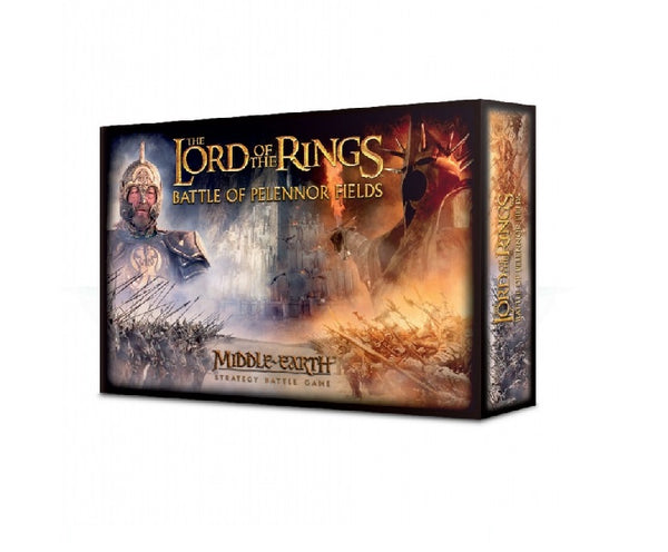 Battle of Pelennor Fields, The Lord of the Rings