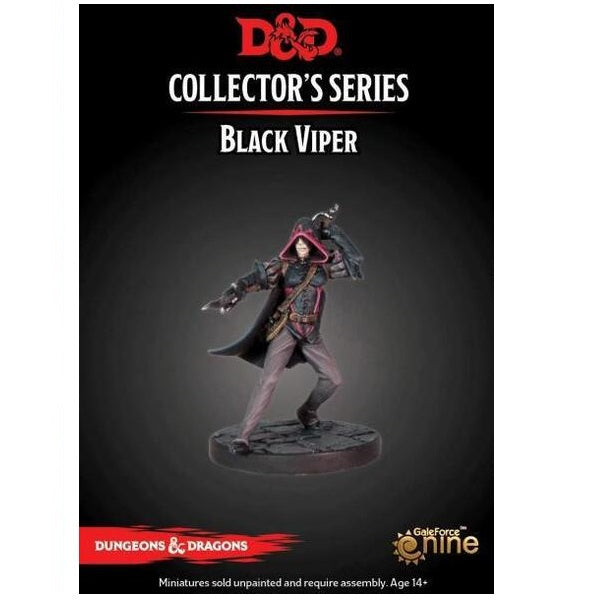 Black Viper Collector's Series