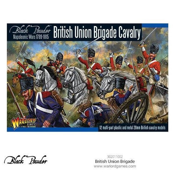 British Union Brigade Cavalry