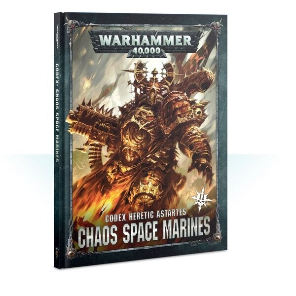 Codex: Chaos Space Marine