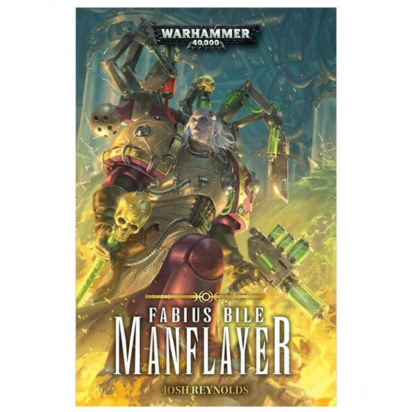 Fabius Bile: Manflayer
