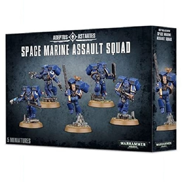 Assault Squad - Grim Dice Tabletop Gaming